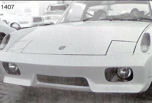 Porsche 914 Catalogue Fiberglass And Steel Bodyparts