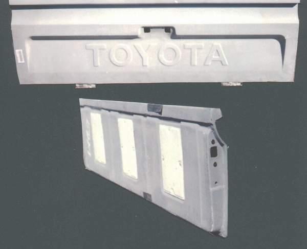 Toyota Pickup Catalogue