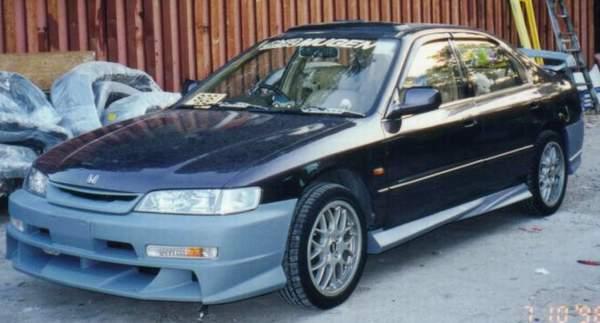 1990 honda accord coupe quarter panel