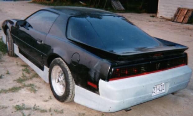 Pontiac Firebird 1982-92 Catalogue - Fiberglass & Steel